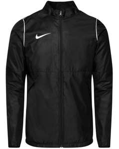 Veste de pluie imperméable Nike Park 20 - Noir/Blanc, Tailles au choix
