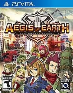 [Précommande] Aegis of Earth: Protonovus Assault sur PlayStation Vita