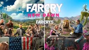 Sélection de jeux en promotion - Ex : Jeu Far Cry New Dawn Deluxe Edition + Far Cry 5 sur PC (Dématérialisé, Epic Games)