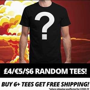 T-shirt - Design aléatoire