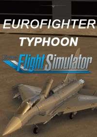Avion EuroFighter Typhoon MSFS Offert pour Microsoft Flight Simulator sur PC & Consoles (Dématérialisé - simmarket.com)