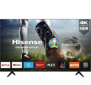 """TV 58"""" Hisense 58AE7000F - LED, 4K UHD, HDR 10+, Smart TV (via ODR de 100€)"""