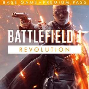 Battlefield 1 Revolution + Battlefield 1943 sur Xbox One et Series (Dématérialisé)