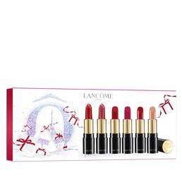 Coffret de 6 rouges à lèvres miniatures Lancôme Lip Love