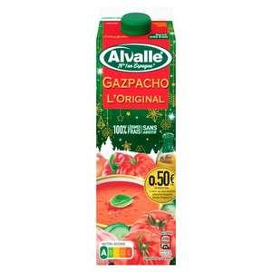 Lot de 3 soupe Gazpacho Alvalle original - 3x1L