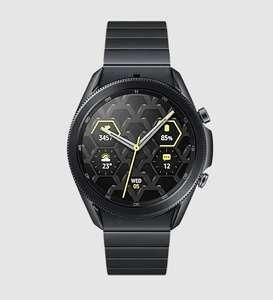 [Adhérents Macif] Montre Connectée Samsung Galaxy Watch 3 45mm (via ODR de 50€)