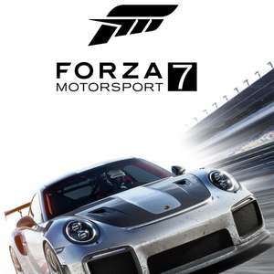 Forza Motorsport 7 - Édition Deluxe sur PC, Xbox One & Series S/X (dématérialisé)