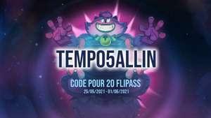 Contenu numérique : 20 flipass Gratuit sur Dofus Temporis V (Dématérialisé)