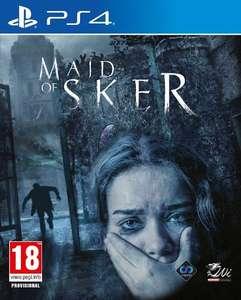 Maid of Sker sur PS4 ou Xbox One