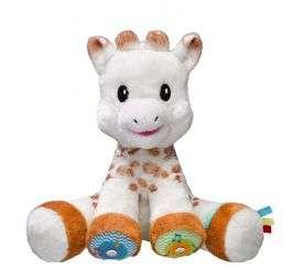 Peluche touche & music Sophie la girafe