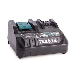 Chargeur rapide mixte Makita DC18RE 12V CXT et 18V LXT