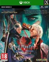 Devil May Cry 5 Special Edition sur Xbox Series X