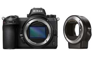 Appareil photo Nikon Z7 + Bague FTZ (Frontaliers Suisse - Brack.ch)