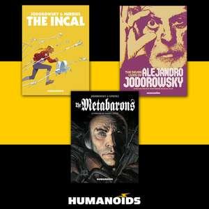 Bundle comics Les Humanoïdes 2 à partir de 4.10€ (Dématérialisé - Anglais)