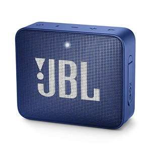 Enceinte sans fil JBL Go 2 - Bluetooth, Bleu (Frais de port & d'importation inclus)