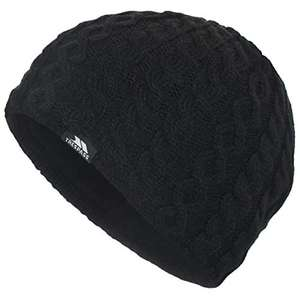 Bonnet doublé Trespass Kendra - Noir