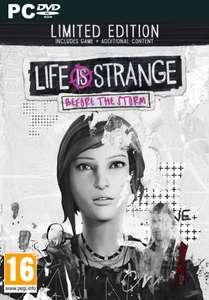 Life is Strange: Before the Storm - Édition Limitée sur PC