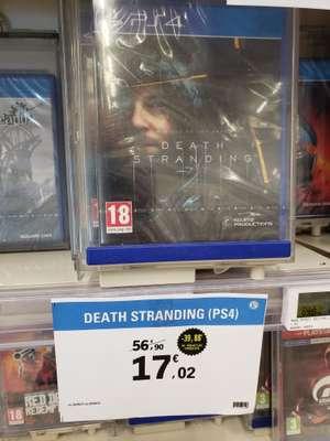 Jeu Death Stranding sur PS4 - Dole (39)
