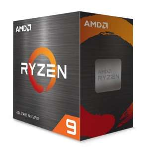 Processeur AMD Ryzen 9 5900X (3.7 GHz / 4.8 GHz)