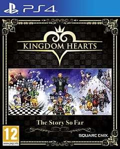 Jeu Kingdom Hearts : The Story So Far sur PS4