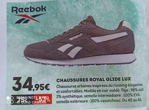 Baskets Reebok Royal Glide Lux (Tailles 40 au 46)