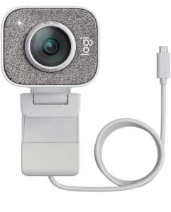 Webcam Logitech StreamCam - Blanc