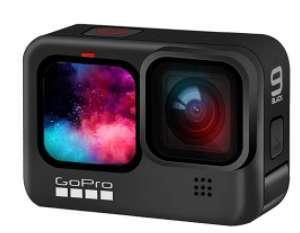 Caméra sportive GoPro Hero 9 Black + Carte microSDXC 64 Go