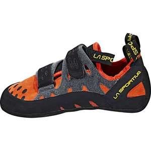Chaussons d'escalade La Sportiva Tarantula, Homme, orange/noir (Plusieurs tailles)