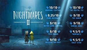 Little Nightmares II sur PC (Dématérialisé)