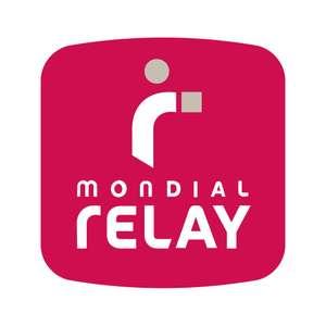[Nouveaux clients] 50% de réduction sur un premier envoi en Mondial Relay (jusqu'au 31 juillet)
