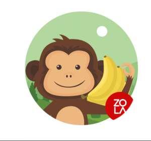 Jeu Hungry Monkey gratuit sur Samsung Galaxy Gear Watch (via le Galaxy Store)