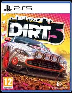 Dirt 5 sur PS5, Xbox Series et Ones, PS4 (smartoys.be)