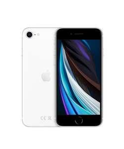 """Smartphone 4.7"""" Apple iPhone SE - 64 Go, Blanc (Via Casino Max Extra & 67.35€ sur la carte de fidélité) - Toulouse (31)"""