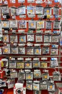 Sélection de jeux Nintendo 3DS en promotion - Auchan Valdoly Montgeron (91)