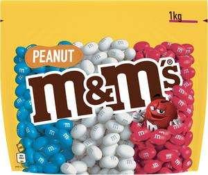 Sachet de 1 kg de M&M's Peanut