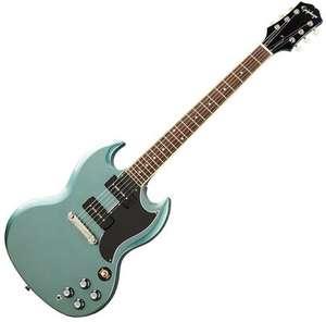 Guitare électrique Épiphanie SG Spécial P90 - Pelham Blue