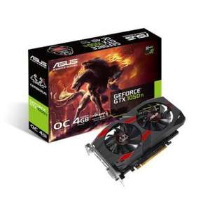 Carte graphique Asus Geforce Cerberus GTX 1050TI A4GB (tech-discount.com)