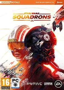 Sélection de jeux PC en promotion - Ex: Star Wars: Squadrons (Dématérialisé - Origin)
