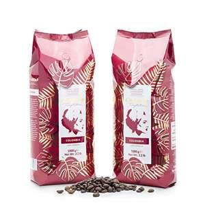 Café en grains Colombia Consuelo - 2 x 1 kg