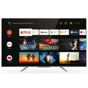 """TV 65"""" TCL 65QLED790 (2021) - QLED, 4K UHD, HDR 10+, Dolby Vision & Atmos, Android TV"""