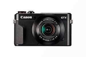 Appareil photo numérique compact Canon Powershot G7 X Mark II - Noir (Vendeur tiers)