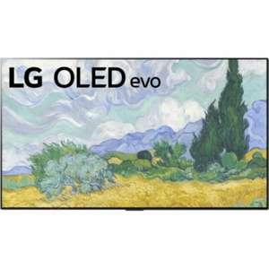 "[Carte DealoClub] TV 65"" LG Evo OLED65G1 - 4K UHD, OLED, HDR10, 100 Hz, Dolby Vision IQ & Atmos, Smart TV"