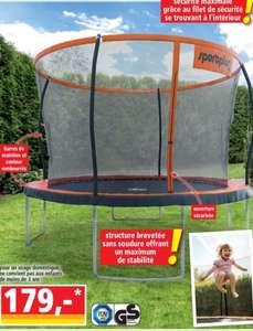 Trampoline - Ø305 cm, 120kg max.