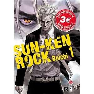 Manga Sun-Ken Rock - Boichi 1