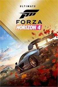 Forza Horizon 4 Ultimate sur Xbox One - Series & PC Windows 10 (Dématérialisé - Store Islande)