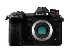 Appareil Photo Panasonic Lumix G9 - Boitier nu (fotodiego.com)