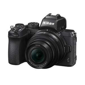 Appareil photo Hybride Nikon Z 50 Kit avec DX 16-50mm/3,5-6,3 VR (calumetphoto.de)
