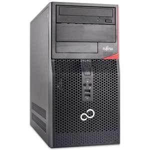 PC Fixe Fujitsu Esprimo P520 MT - Core i5-4590, 8 Go RAM, 250 Go SSD, DVD-RW, Win10 (Reconditionné - Grade A)