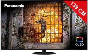 """TV OLED 55"""" Panasonic TX-55HZ1000E - 4K UHD, HDR10+, Dolby Vision, Smart TV (Via remise panier)"""