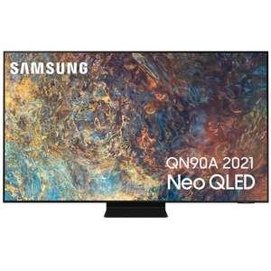 "[CDAV] TV QLED 65"" Samsung Neo 65QN90AATXXC (2021) - 4K UHD, HDR 2000, 100Hz, Smart TV, HDMI 2.1 (via ODR 300€ + 229€ sur la cagnotte)"